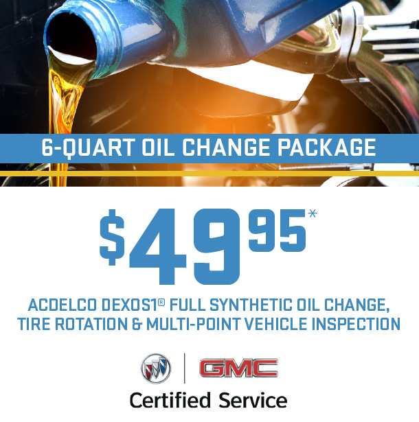 6-Quart Oil Change