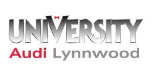 university audi lynwood logo