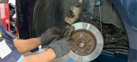 4 Wheel Brake Job