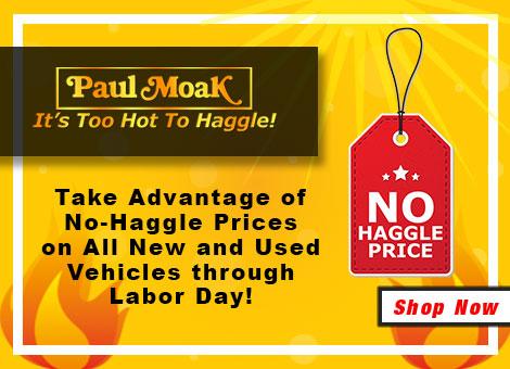 Paul Moak Honda Summer  Too Hot To Haggle