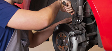 Toyota Complete Brake Service Savings Event