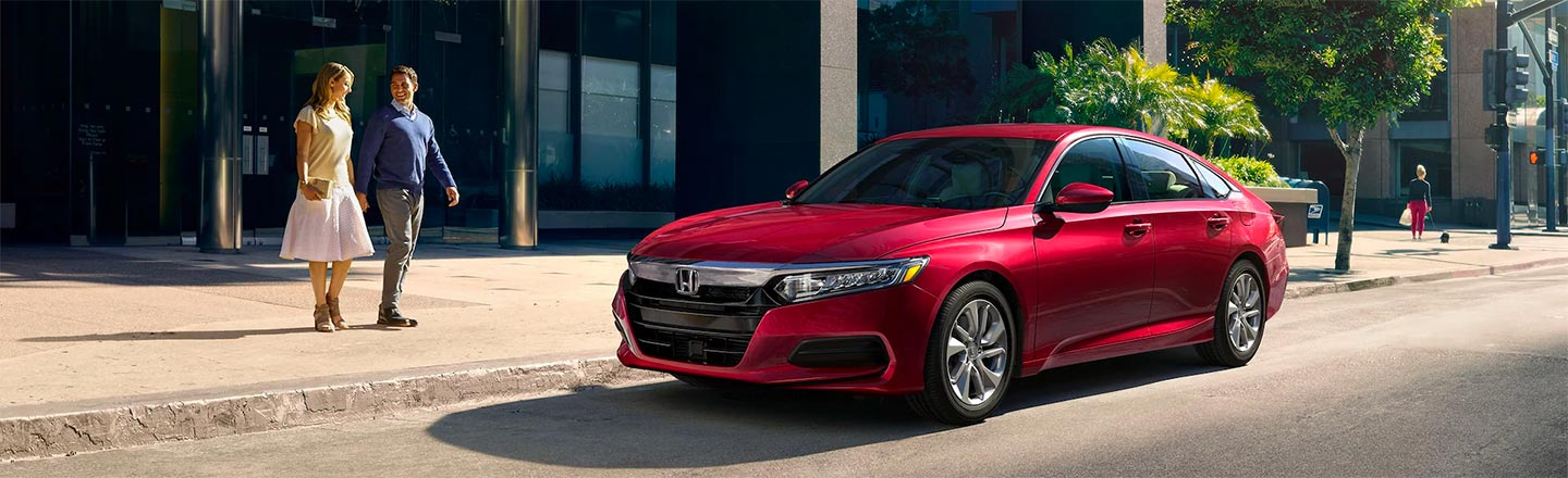 Chart Your Path in the Stunning and Stylish 2020 Honda Accord