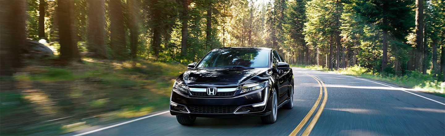 Make a Difference with Your Drive in a 2020 Honda Clarity
