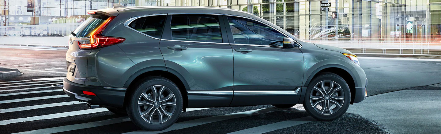 Step Up Your Road Game with the Bold 2020 Honda CR-V Today!