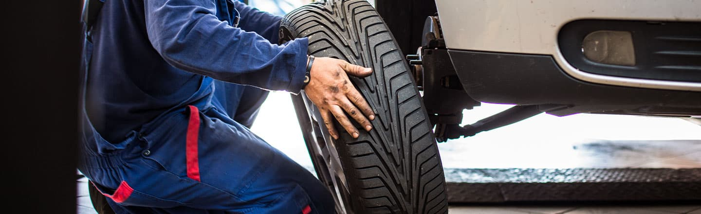 Tire Service at the Great Lakes Auto Dealerships