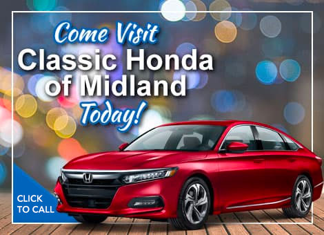 Visit Classic Honda of Midland Today