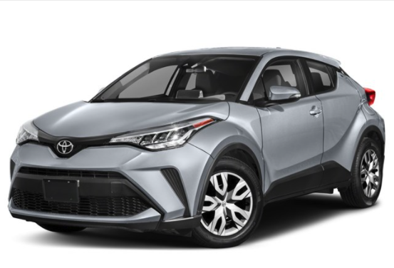 New 2020 Toyota C-HR XLE