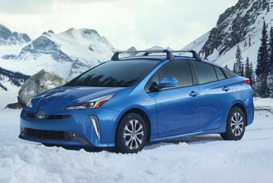 New 2020 Toyota Prius LE