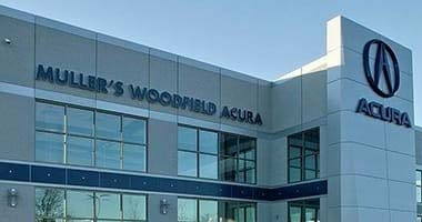 Woodfield Acura dealer