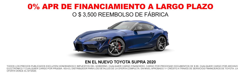 2020 SUPRA