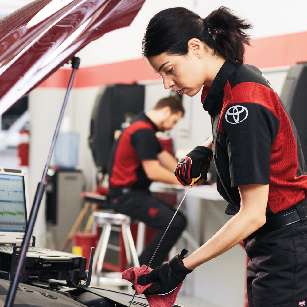 Discount Oil Change with Tire Rotation