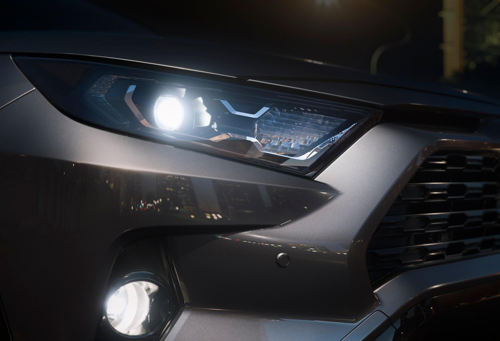 2020 Toyota RAV4 Hybrid Engine Specs