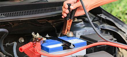 Battery Install Offer