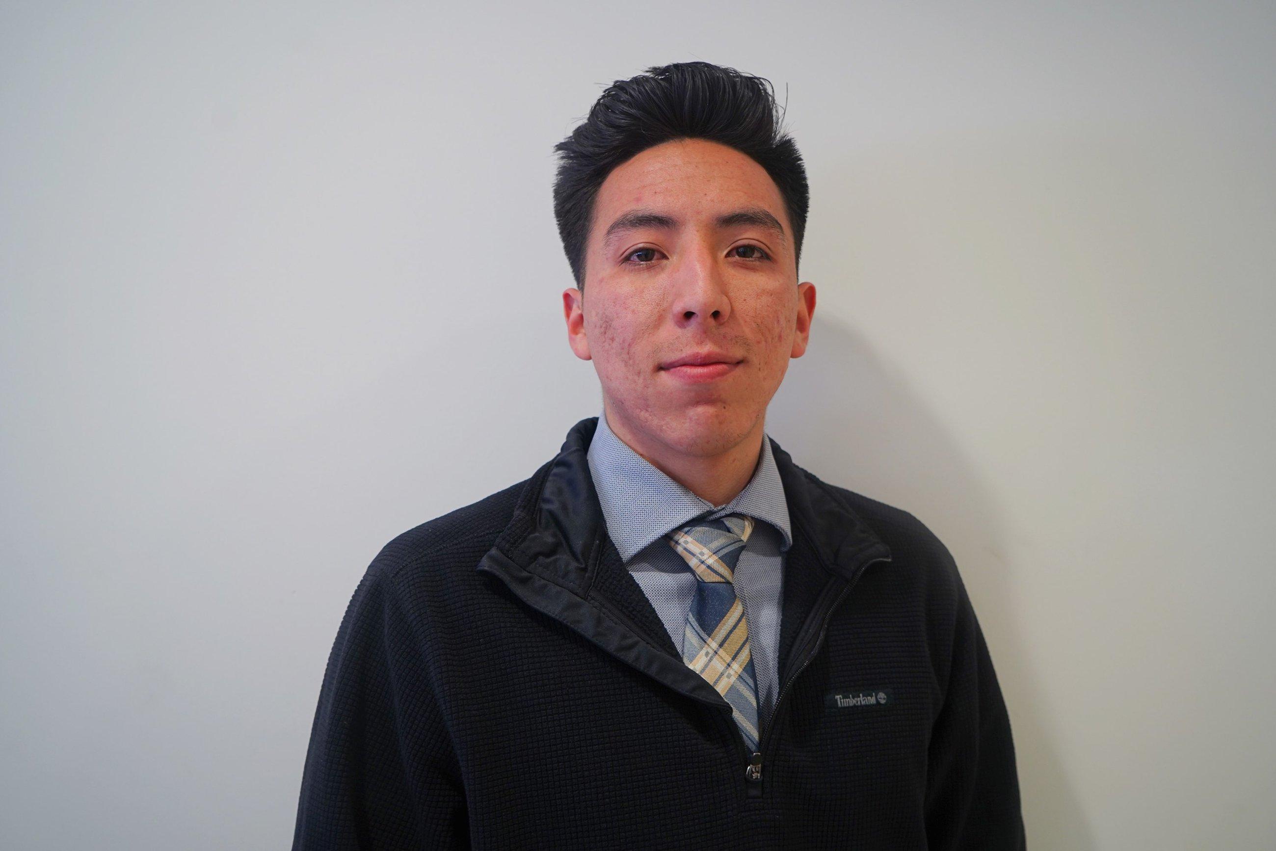 Oscar Perez Bio Image