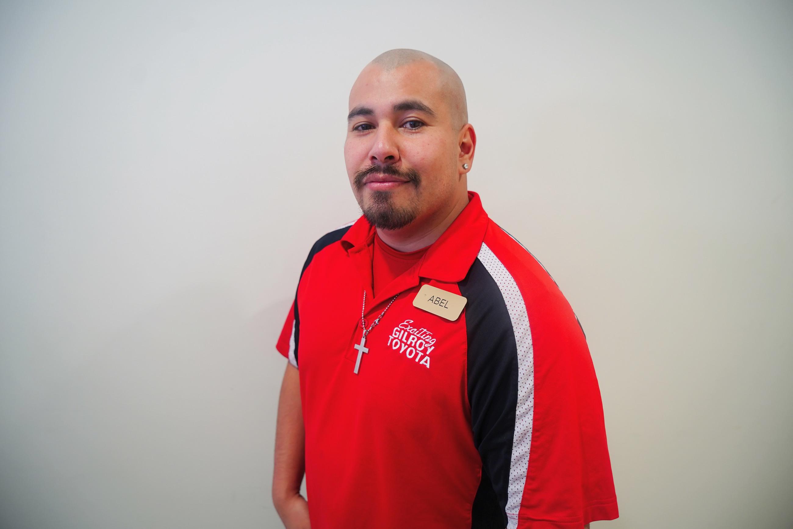 Abel Barrios Bio Image