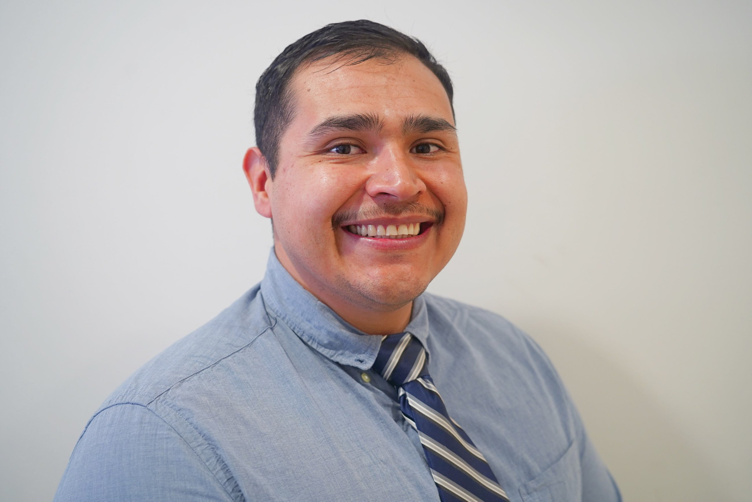 Gerardo Hinojosa Bio Image
