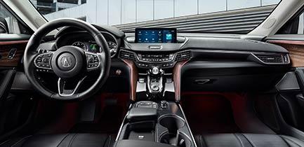 Interior 2021 Acura TLX