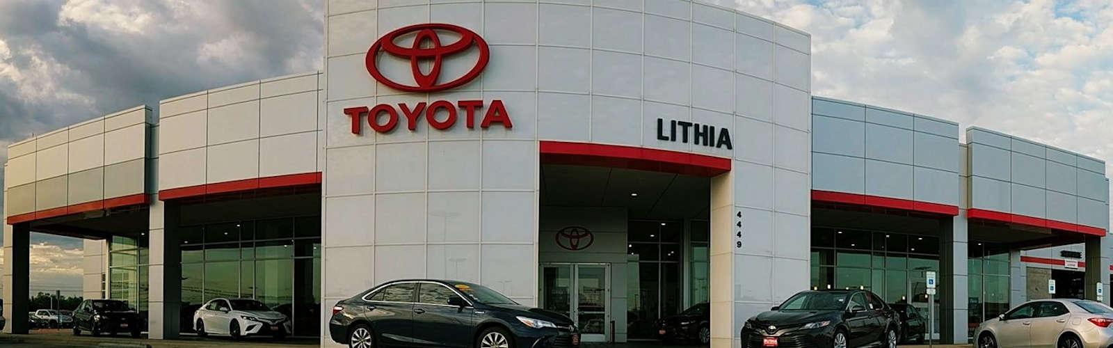 Lithia Toyota of Abilene in Texas