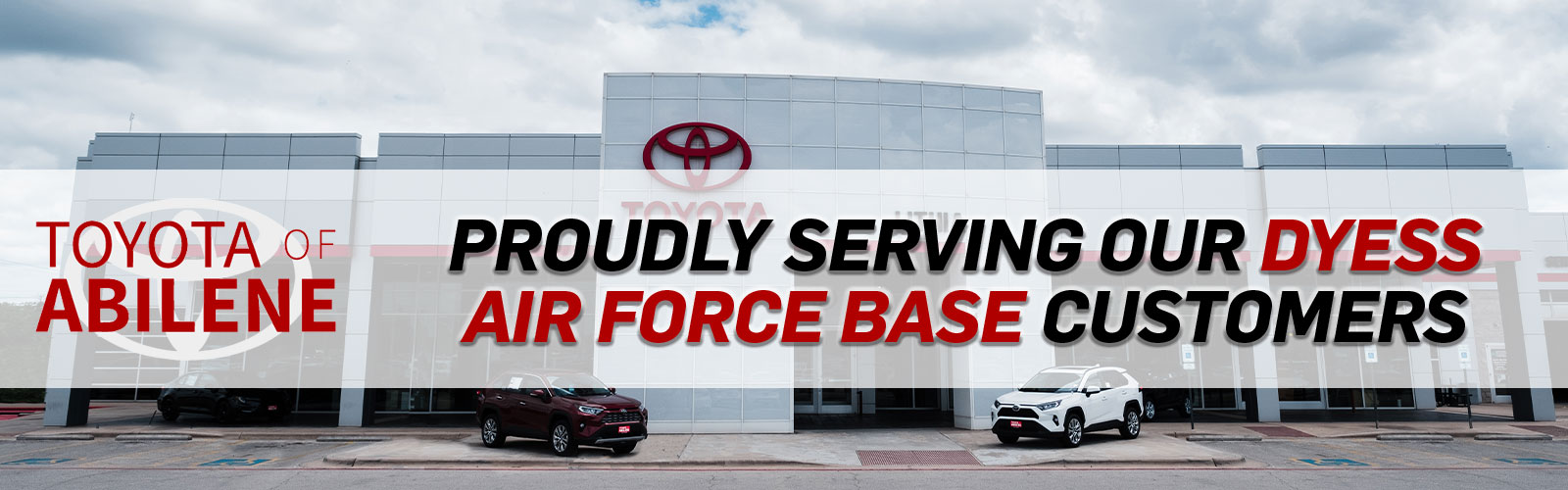 Toyota dealership near Dyess AFB