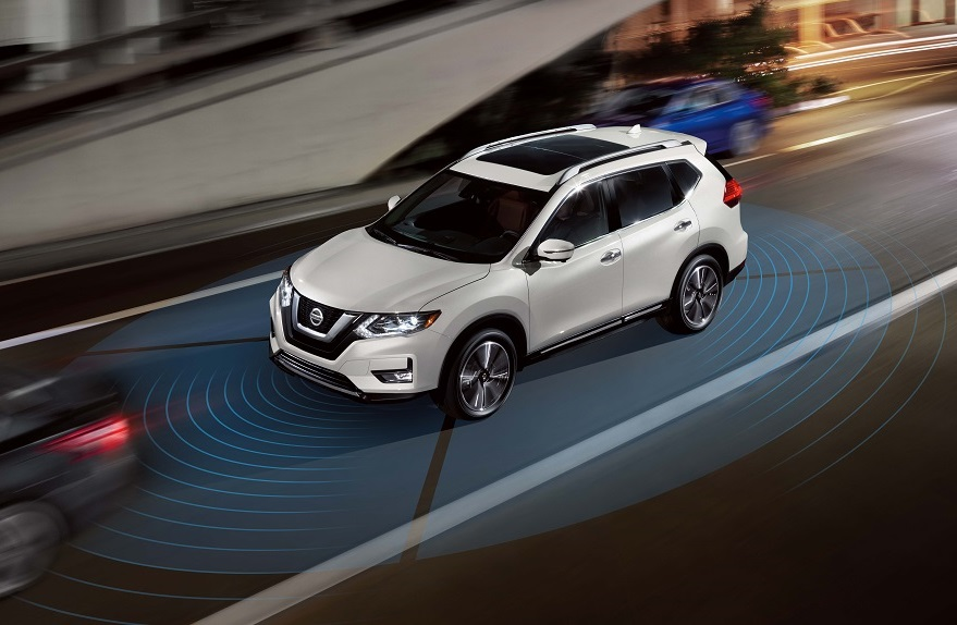 2020 Nissan Rogue Safety Shield® 360