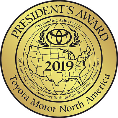 2019 Presidents' Award