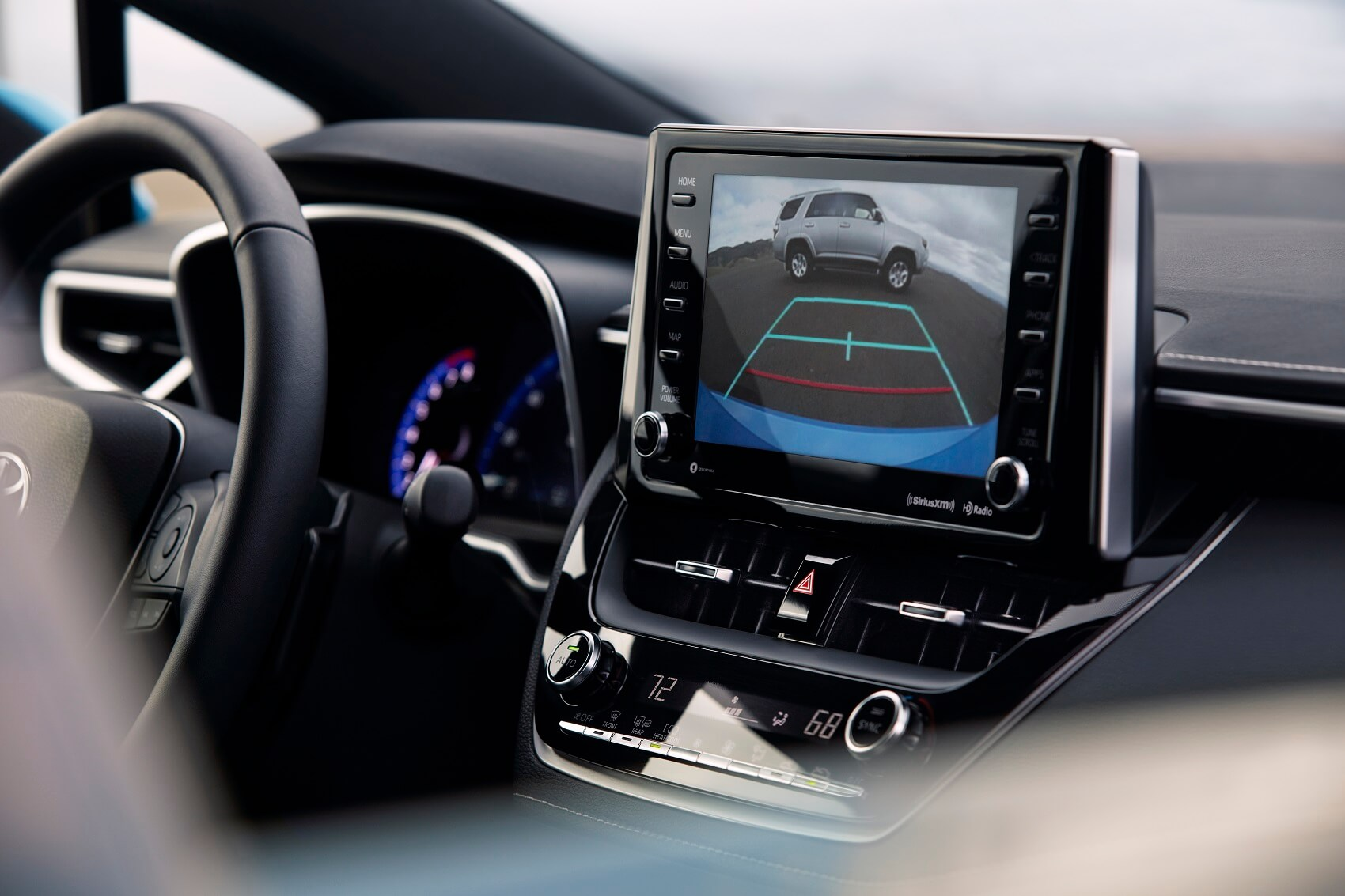 2020 Toyota Corolla Hatchback Safety Back-Up Camera