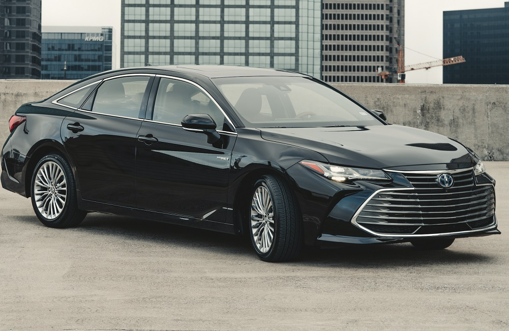 Toyota Avalon Hybrid Engine Specs