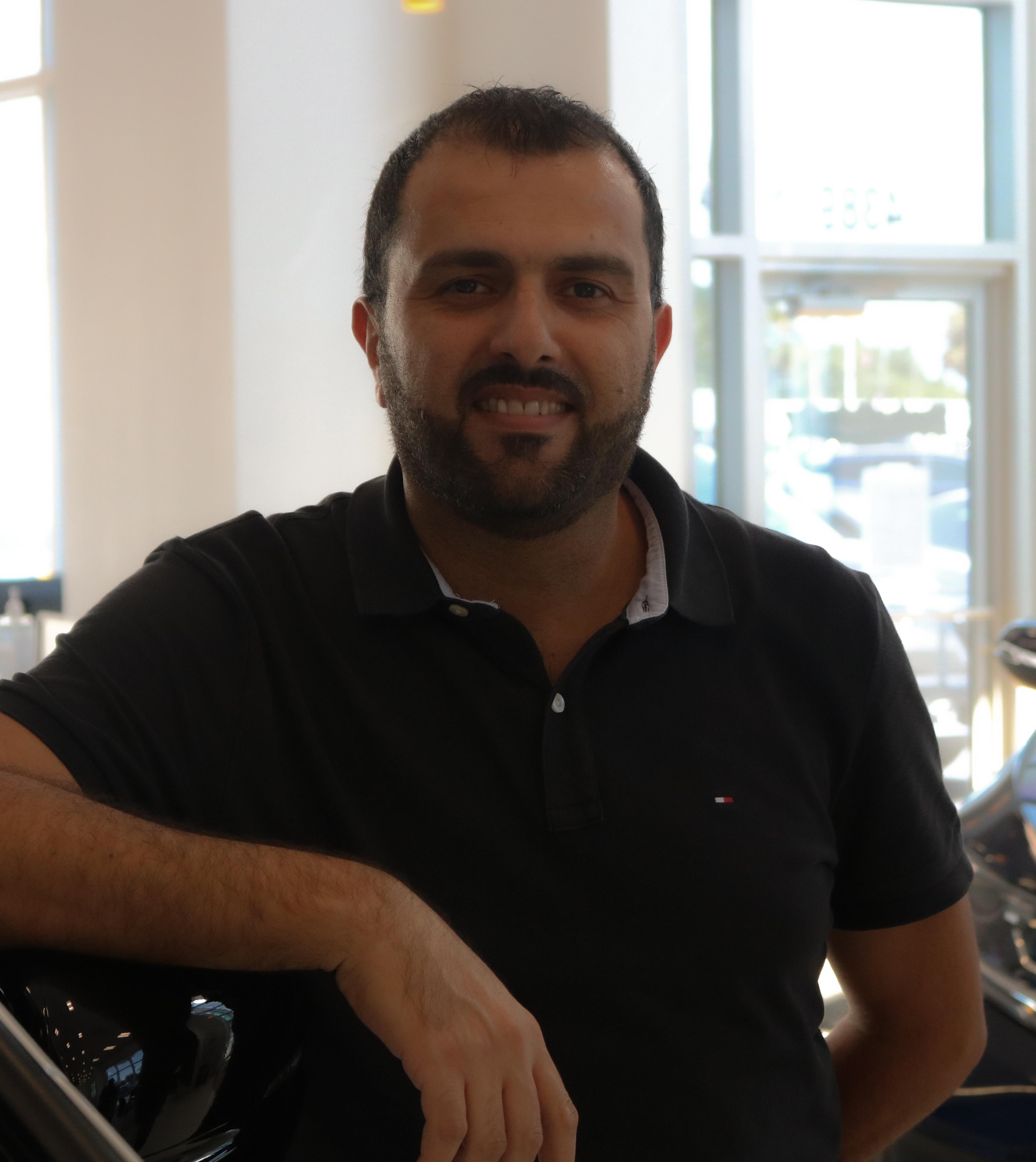 Jack Sada Bio Image