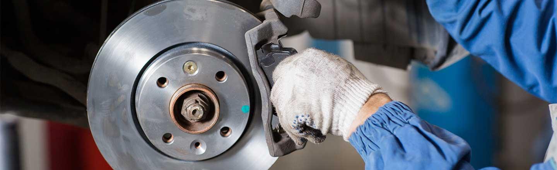 Brake Rotor Refinishing
