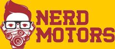 Nerd Motors logo