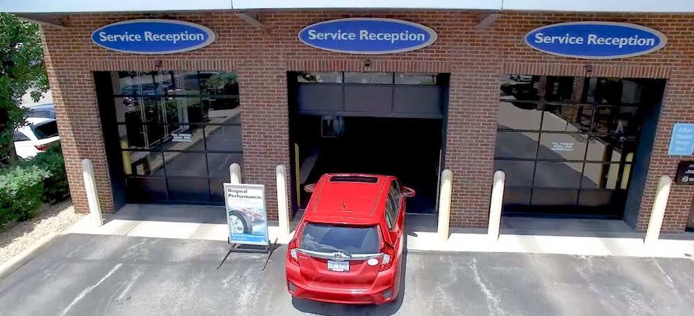 Roush Honda service center
