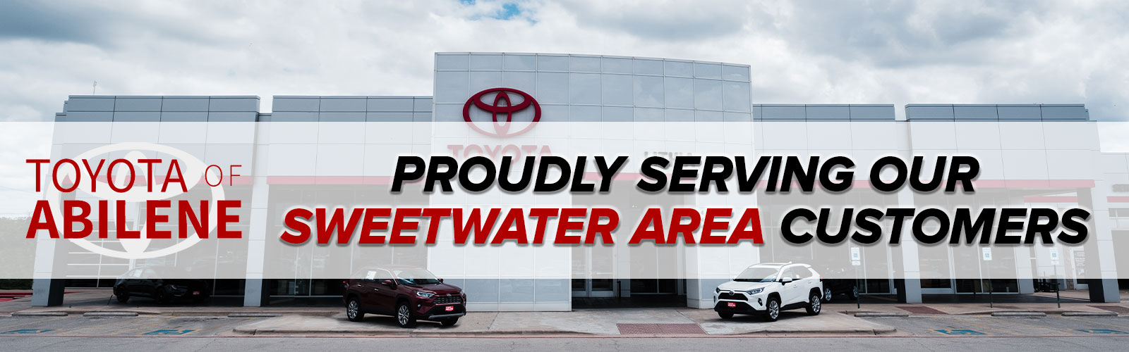 Toyota dealership near Sweetwater