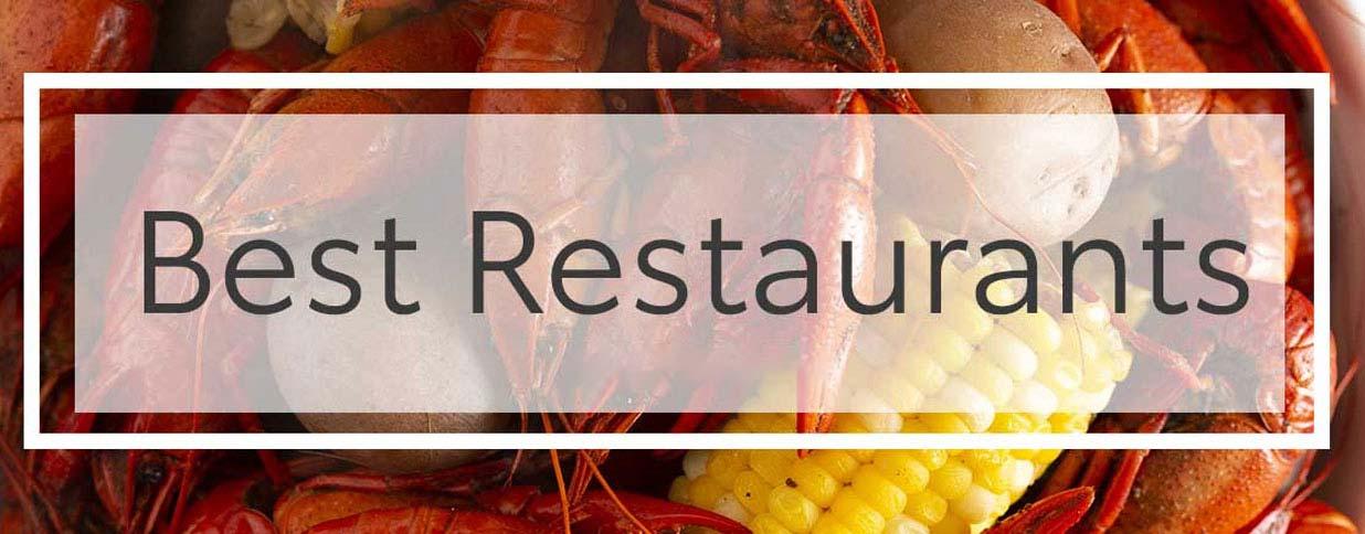 Best Restaurants in Harvey