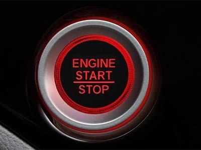 Pilot Start Button