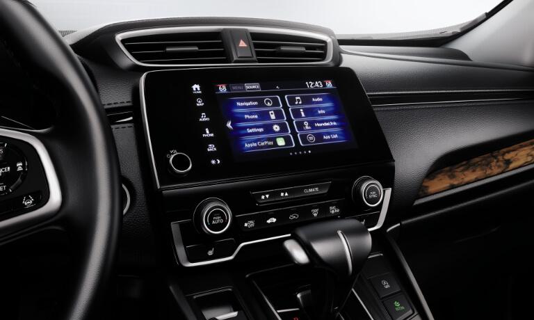 2020 Honda CR-V tech