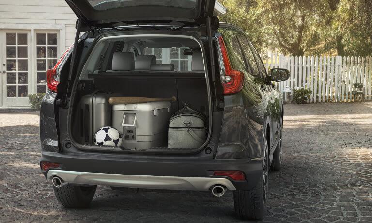 2019 Honda CR-V cargo