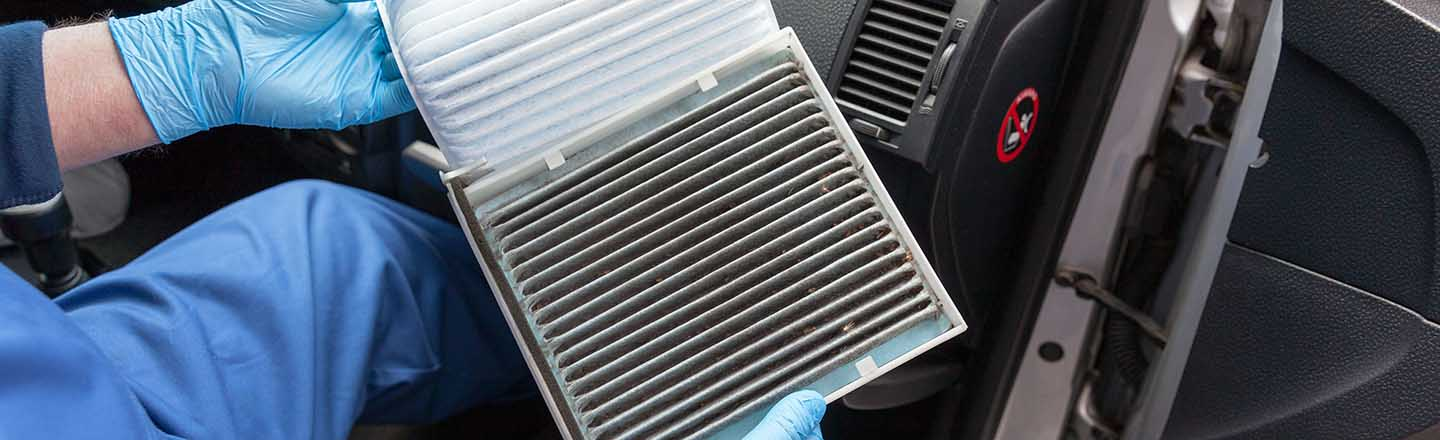 Toyota Cabin Air Filters & Service in Sarasota, Florida