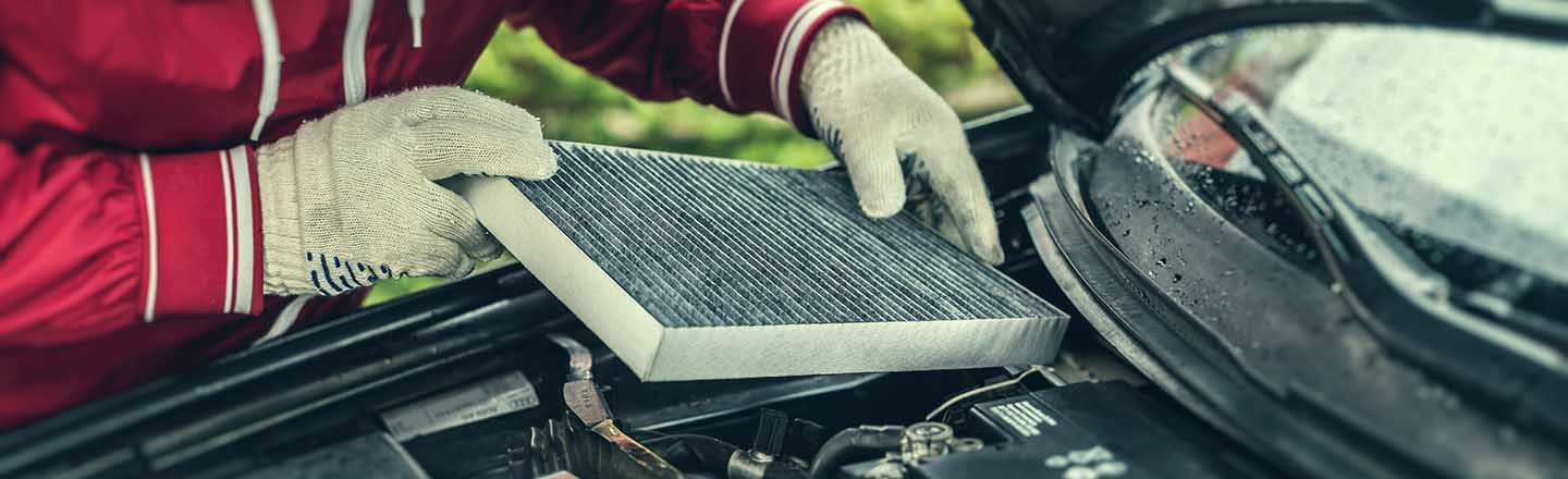 Engine Air Filters for Toyota Vehicles in Sarasota, Florida