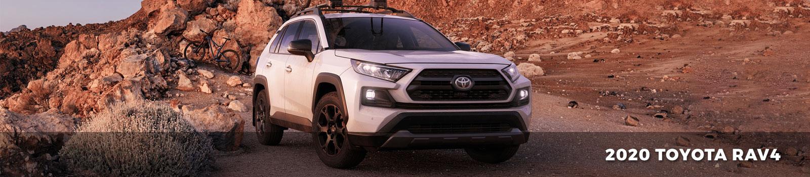 2020 Toyota RAV4 SUV Models For Sale In Tifton, Georgia
