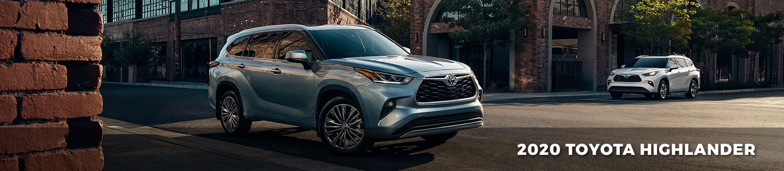 2020 Toyota Highlander SUV Models For Sale In Tifton, Georgia