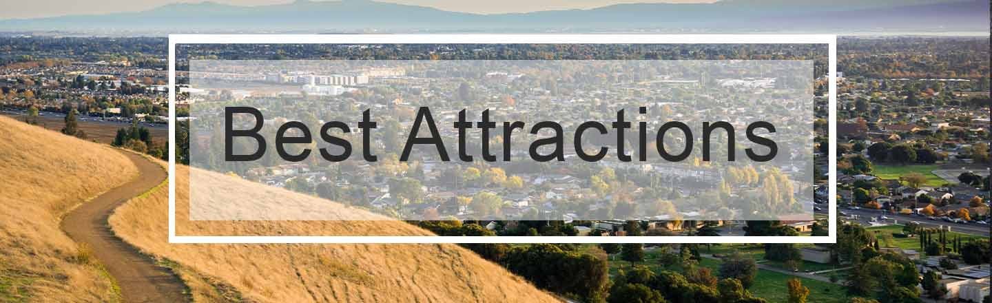 Best Attractions Hayward, CA