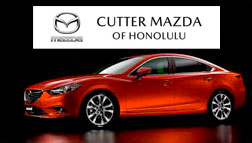 Cutter Mazda Honolulu, HI