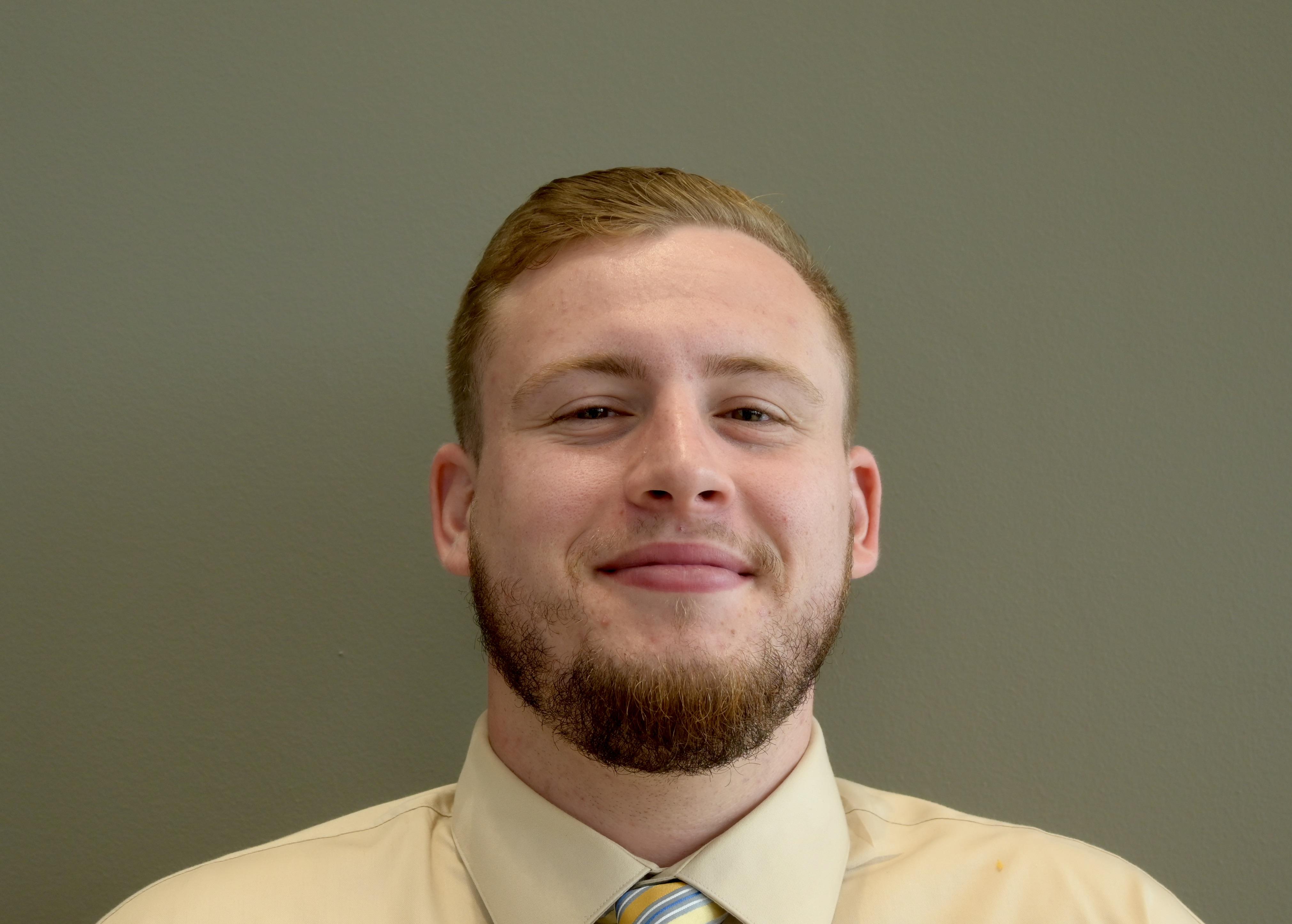 Jared Payne Bio Image