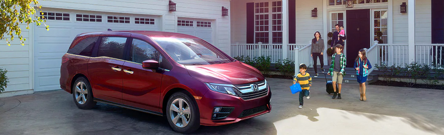 Introducing the 2021 Honda Odyssey, Coming Soon to Saratoga Honda