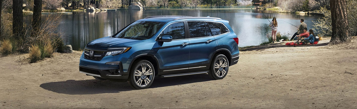 2021 Honda Pilot SUVs Arriving in Saratoga Springs, NY