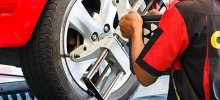 Tire Alignment Special