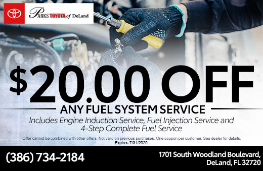 Fuel System Service
