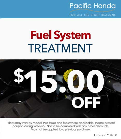 Fuel System Treatment