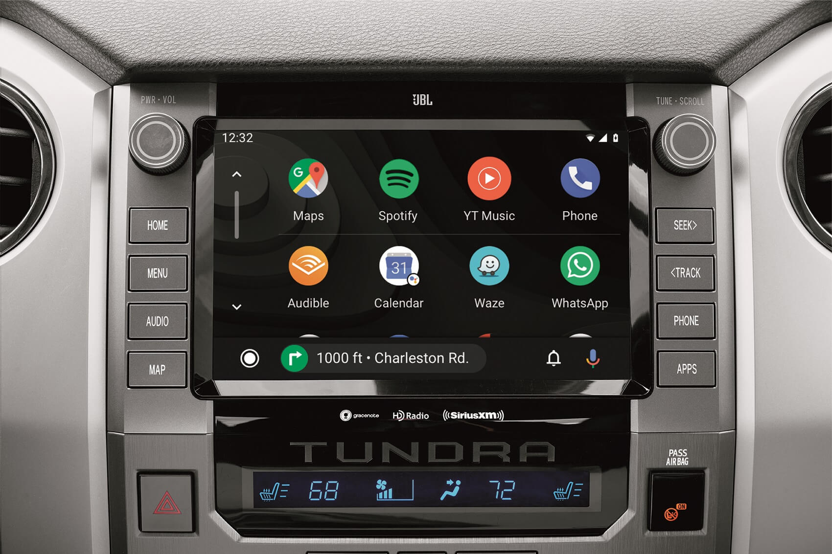 2020 Toyota Tundra Interior Android Auto™ Technology