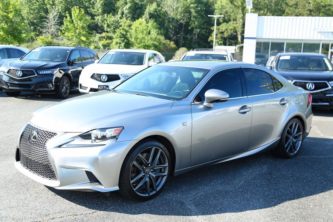2016 Lexus IS 300 F-Sport